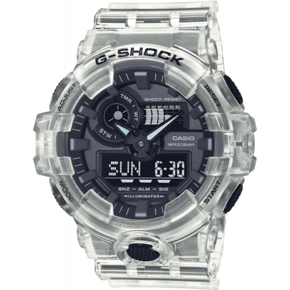 Casio G-Shock Herren Uhr GA-700SKE-7AER