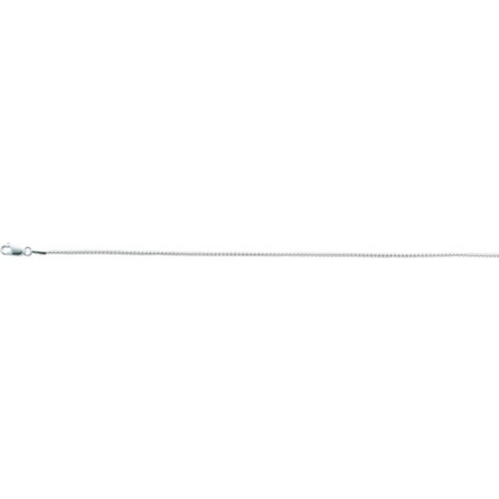 UNO A ERRE runde Popcornkette Silberarmband Brombeerarmband Brombeerkette Sterlingsilber 925/- 1mm_01