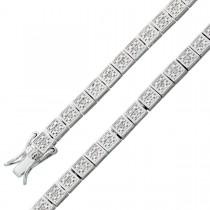 Armband Sterling Silber 925 Diamanten