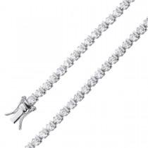 Zirkonia Armband Sterling Silber 925