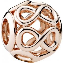 PANDORA SALE - Rose Charms 781872 Unendlichkeit Metalllegierung