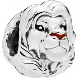PANDORA DISNEY Charm 798049ENMX  Simba der König der Löwen Silber 925