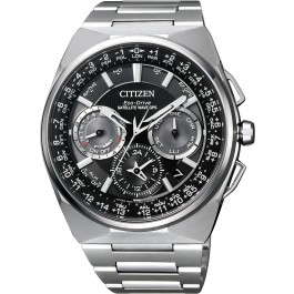 Citizen Uhr CC9008-84E Eco Drive Satellite Timekeeping GPS Titan Chronograph Herrenuhr