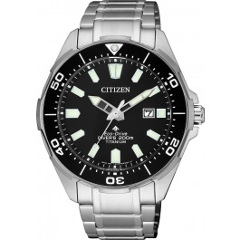 Citizen Herrenuhr BN0200-81E Titan Eco Drive Solaruhr 20bar Taucheruhr