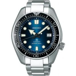 SEIKO Herrenuhr Prospex SPB083J1 SEA Turtle Diver Great Blue Hole Automatik 20bar Special Edition 1968