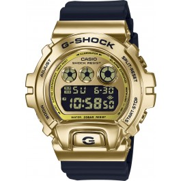 Casio G-Shock  GM-6900G-9ER Herren Uhr schwarz gold Digital