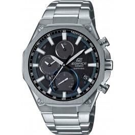 Casio Edifice EQB-1100D-1AER Herrenuhr Chronograph Wasserdicht Edelstahl