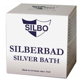 Silberbad, Silber reinigen, Reinigungsmittel für Silber