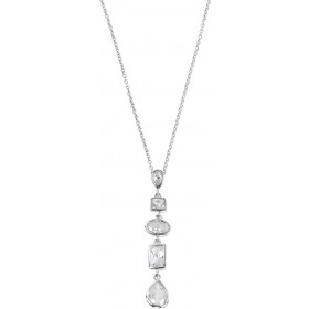 Zirkoniakette Silber Sterlingsilber 925/-
