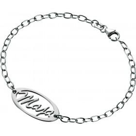 Namensarmband in Silber Sterlingsilber 925/-