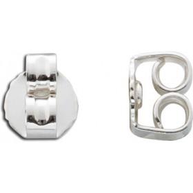Ohrringe - Ohrmutternpaar 925 Sterling Silber