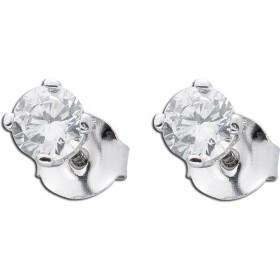 Ohrringe Ohrstecker Sterling Silber 925 Zirkonia