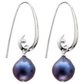 Ohrringe - Ohrhänger Sterling Silber 925 Tahitizuchtperlen