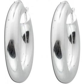 UNO A ERRE Ohrringe Creolen Silber 925