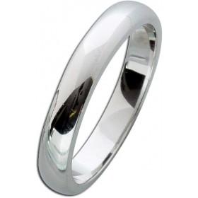 Freundschaftsring - Partnerring Silber Sterlingsilber 925 poliert gravierbar