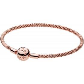 PANDORA Armband 586543 Moments PANDORA Rose Mesh Bracelet