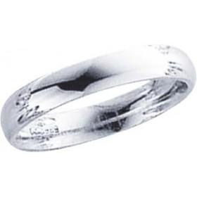 Trauring in Weißgold 585/-, Breite 4,0mm, Stärke 1,7mm, der Ring ist hochglanz poliert, die Gravur der Trauringe sowie das Etui erhalten Sie kostenlos und bei diesen einfarbigen Trauringen - Eheringen ist auch der kostenlose Auffrischungsservice beinhalte