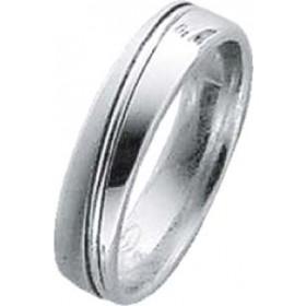 Trauring in Weißgold 585/-, Breite 5,0mm, Stärke 1,7mm, der Ring ist matt poliert, die Gravur der Trauringe sowie das Etui erhalten Sie kostenlos und bei diesen einfarbigen Trauringen - Eheringen ist auch der kostenlose Auffrischungsservice beinhaltet. Se