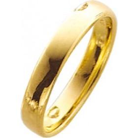 Ehe/trauring Stuttgart in GelbgoldI, hochglanzpoliert 585/  14karat Breite 4 mm, Stärke 1,3mm  Die Gravur der Trauringe sowie das Etui erhalten Sie kostenlos und bei diesen einfarbigen Trauringen - Eheringen ist auch der kostenlose jährliche Auffrischungs