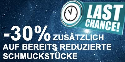 Schmuck Sale 30% Extra